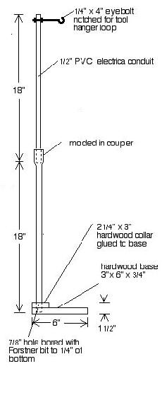 hanger bracket diagram